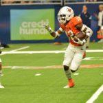 Garrett Grammer, Rice Football